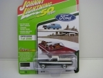 Ford Ranchero 1965 Ivy Green Poly 50 Years 1:64 Johny Lightning